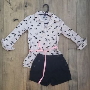 Girls 4T/5T Fall outfit